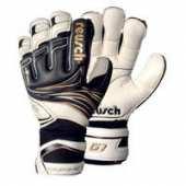 Вратарски ръкавици Reusch Goliator - Black