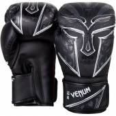 Боксови Ръкавици - VENUM GLADIATOR 3.0 BOXING GLOVES - BLACK/WHI