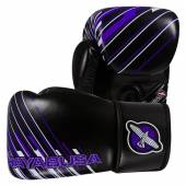 Боксови Ръкавици - Hayabusa Ikusa Charged 10oz Gloves - Black /