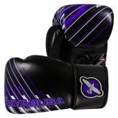 Боксови Ръкавици - Hayabusa Ikusa Charged 10oz Gloves - Black /