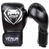 Боксови Ръкавици - VЕNUM CONTENDER BOXING GLOVES - BLACK