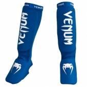 Протектори за крака - VENUM KONTACT SHINGUARDS AND INSTEP - COTT