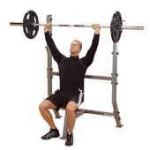 Олимпийска преса за рамене BODY-SOLID SBP-368G