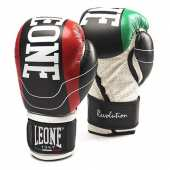 БОКСОВИ РЪКАВИЦИ LEONE REVOLUTION BOXING GLOVES BLACK