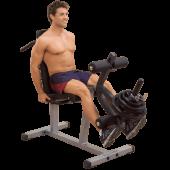 Мултифункционална пейка Seated Leg Extension Supine Curl GLCE365
