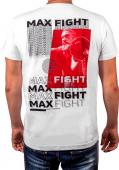 Бяла Тениска - MAX FIGHT