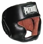 Боксова каска Patriot HGL-013 - черна