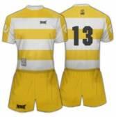 Футболен екип Patriot - PTLP004 жълт