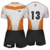 Футболен екип Patriot - PTLP005 оранжев
