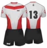 Футболен екип Patriot - PTLP005 червен