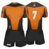 Футболен екип Patriot - PTLP006 оранжев