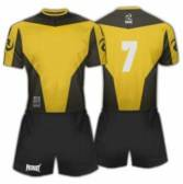 Футболен екип Patriot - PTLP006  жълт