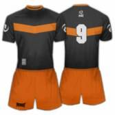 Футболен екип Patriot - PTLP007 оранжев