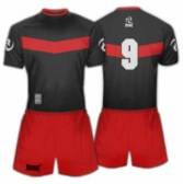 Футболен екип Patriot - PTLP007 червен