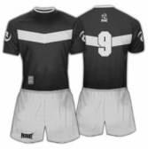 Футболен екип Patriot - PTLP007 бял