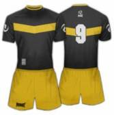 Футболен екип Patriot - PTLP007 жълт