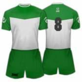 Футболен екип Patriot - PTLP008 зелен