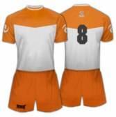 Футболен екип Patriot - PTLP008 оранжев