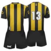 Футболен екип Patriot - PTLP011 жълт