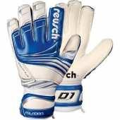 Вратарски ръкавици Reusch Paladian D1 - Blue