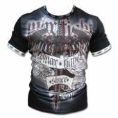 MAX FIGHT тениска къс ръкав меч