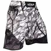 Шорти - Venum Tecmo Fightshorts - Black/Grey