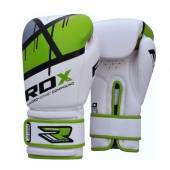 Боксови Ръкавици - RDX EGO BOXING GLOVES / GREEN