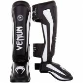 ПРОТЕКТОРИ ЗА КРАКА - VENUM ELITE STANDUP SHINGUARDS - BLACK/WHI