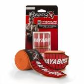 Бинтове за Бокс - HAYABUSA PERFECT STRETCH 3 HANDWRAPS / ORANGE