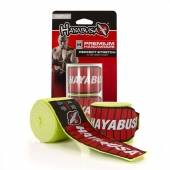 Бинтове за Бокс - HAYABUSA PERFECT STRETCH 3 HANDWRAPS / GREEN