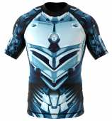 Рашгард - SMMASH RASHGUARD SHORT STEEL ARMOUR