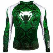 Рашгард - VENUM AMAZONIA 5 RASHGUARD LONG SLEEVES / Green