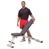 Двойно чупеща пейка Body Solid Folding Multi Bench GFID225