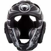 ПРОТЕКТОР ЗА ГЛАВА КАСКА VENUM GLADIATOR 3 HEADGEAR BLACK WHITE