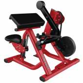 Life Fitness Signature Series Plate-Loaded | Biceps Curl