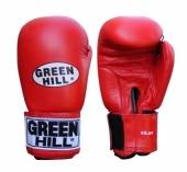 Бойни ръкавици Green Hill - червени