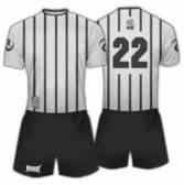 Футболен екип Patriot - PTLP001 черно