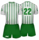 Футболен екип Patriot - PTLP001 зелен