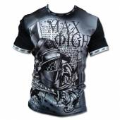 MAX FIGHT тениска къс ръкав шлем