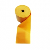MSD - Широк ластик за упражнения / оранжев
