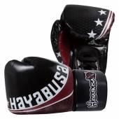 Муай Тай Ръкавици - Hayabusa Pro Muay Thai 10oz Lace Gloves - Bl