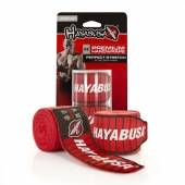 Бинтове за Бокс - HAYABUSA PERFECT STRETCH 3 HANDWRAPS / RED
