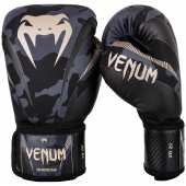 Боксови Ръкавици - VENUM IMPACT BOXING GLOVES Dark Camo/Sand