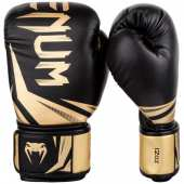 БОКСОВИ РЪКАВИЦИ  CHALLENGER 3 BOXING GLOVES BLACK GOLD