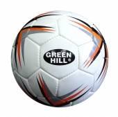 Футболна топка Green Hill - Red/Gray