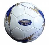 Футболна топка Green Hill - Gold/Blue