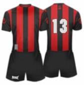 Футболен екип Patriot - PTLP011 червен