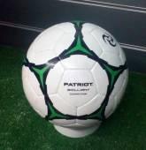 Футболна топка Patriot Brilliant green